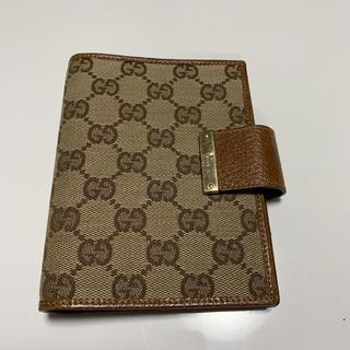 Gucci - GUCCI グッチ 手帳カバー