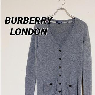 バーバリー(BURBERRY)のBURBERRY LONDON カーディガン(カーディガン)