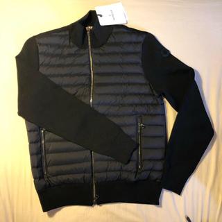 モンクレール(MONCLER)の新品 Moncler セーター ニット ジャケット(ニット/セーター)