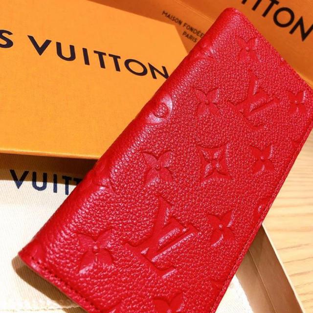 LOUIS VUITTON - iPhoneX&XS ケース フォリオ  モノグラム LouisVuittonの通販