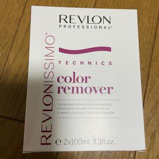 レブロン(REVLON)のREVLON カラーリムーバー 即購入❌(カラーリング剤)