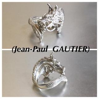 ジャンポールゴルチエ(Jean-Paul GAULTIER)のジャンボールゴルチエ925silverドラゴンモチーフリング(リング(指輪))
