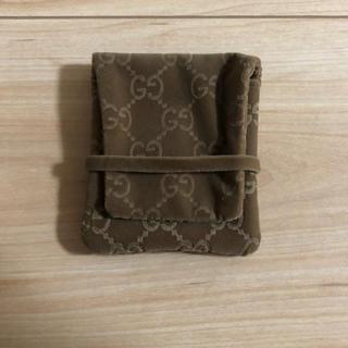 グッチ(Gucci)の新品 GUCCI アクセサリー袋 ブランド袋(その他)