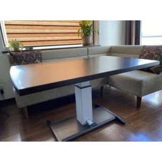 ディノス(dinos)の昇降式テーブル ディノス(ダイニングテーブル)
