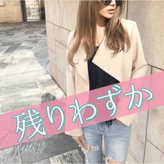 レディー(Rady)の【美品】Rady ショートラップコート ¥9800→(スプリングコート)