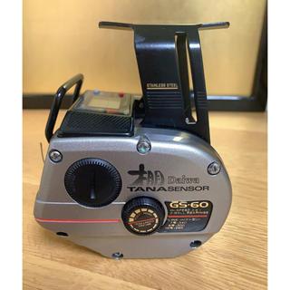 ダイワ(DAIWA)のダイワ  DAIWA棚センサー GS-60 ジャンク(リール)