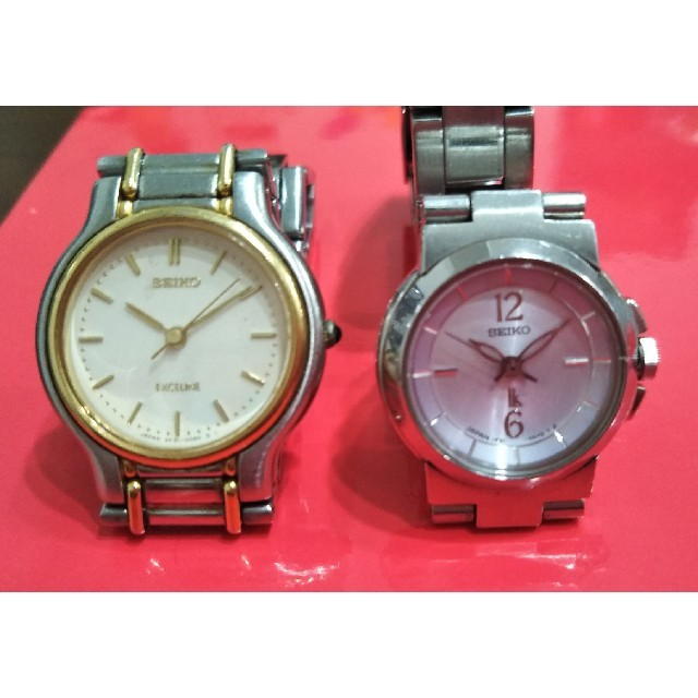SEIKO - セイコー /ルキア エクセリーヌ レディース 腕時計 SEIKOの通販