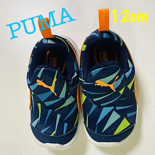PUMA - PUMA ファーストシューズ  12cm