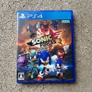 プレイステーション4(PlayStation4)のソニックフォース PS4(家庭用ゲームソフト)