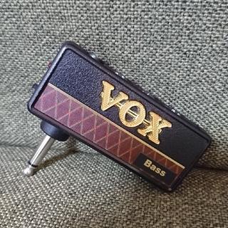 ヴォックス(VOX)のVOX ヘッドフォンアンプ bass(ベースアンプ)