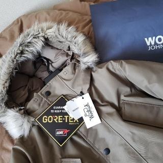 WOOLRICH - ウールリッチ アークティックパーカー ゴアテックス 日本L 新品同様