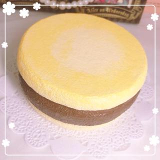 手作りスクイーズ チョコレートスモア(その他)