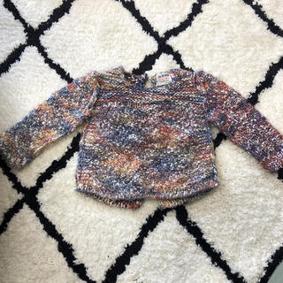 ザラ(ZARA)のZARA baby knit(ニット/セーター)