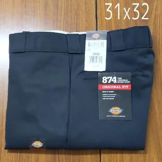 ディッキーズ(Dickies)の新品 31x32 KH ワークパンツ ディッキーズ カーキ(ワークパンツ/カーゴパンツ)