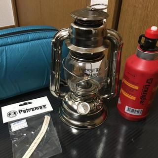 ペトロマックス(Petromax)のペトロマックス  HL1 ランタン グラナイトギアケース&トランギアボトル付(ライト/ランタン)