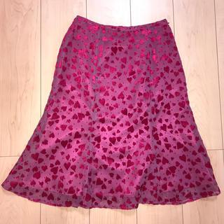 ソワール(SOIR)のスカート(ひざ丈スカート)