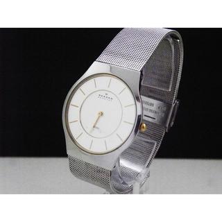 スカーゲン(SKAGEN)のSKAGEN 腕時計 2針 シンプルデザイン (腕時計(アナログ))
