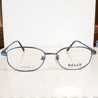 バリー(Bally)のバリー BALLY めがねフレーム 52-17-138(サングラス/メガネ)