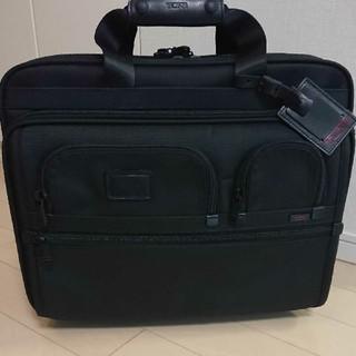 トゥミ(TUMI)の【未使用】TUMI 26127-DH ALPHA ウィールド 2輪キャリーバッグ(トラベルバッグ/スーツケース)