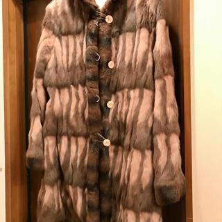 バルマン(BALMAIN)のバルマン 毛皮のコート(毛皮/ファーコート)