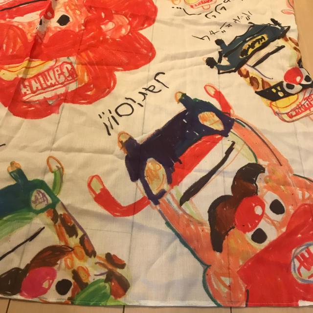 限定値下げ☆ JAM ポケテン スカーフ キッズ/ベビー/マタニティのこども用ファッション小物(マフラー/ストール)の商品写真