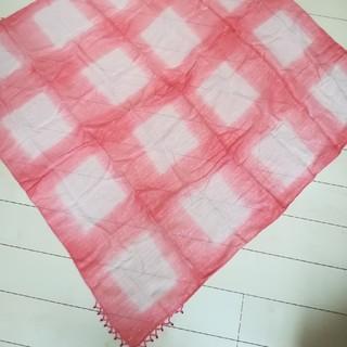 薄手スカーフ(ストール/パシュミナ)