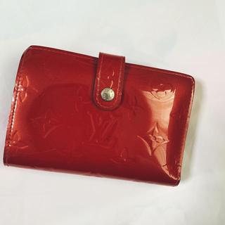 ルイヴィトン(LOUIS VUITTON)のルイヴィトン ポルトフォイユ・ヴィエノワ M91768(折り財布)