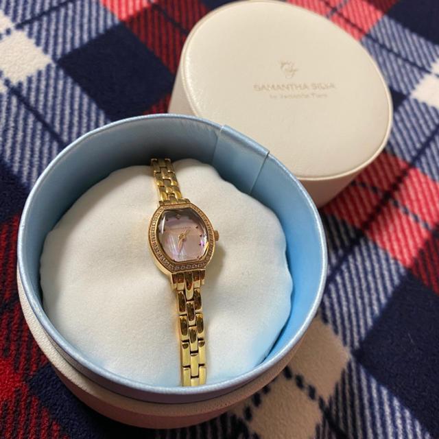 Samantha Silva(サマンサシルヴァ)のSAMANTHA SILVAの腕時計 レディースのファッション小物(腕時計)の商品写真