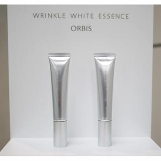 オルビス(ORBIS)のリンクルホワイトエッセンス 2個セット 新品未使用 箱なし(美容液)