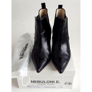 PELLICO - ネブローニ Nebuloni E サイドゴアショートブーツ