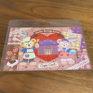 Disney - ⑩東京ディズニーシー ダッフィー シェリーメイ ポストカード