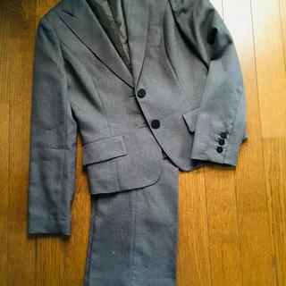 アーヴェヴェ(a.v.v)のパンツスーツ グレー a.v.v 38サイズ(スーツ)