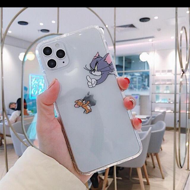 iPhone11pro ケース トムとジェリー  スマホケースの通販 by tomi's shop|ラクマ