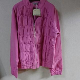 値下【新品】ミッシェルクランMICHELKLEIN ジャケットサイズ150ピンク