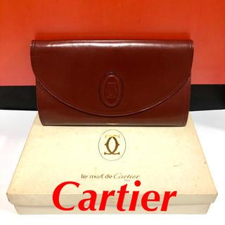 Cartier - カルティエ Cartier クラッチバック  ハンドバック セカンドバッグ