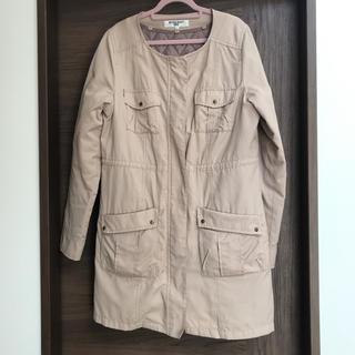 ナチュラルビューティーベーシック(NATURAL BEAUTY BASIC)のスプリングコート   ジャケット ✴︎ナチュラルビューティーベーシック ✴︎(スプリングコート)