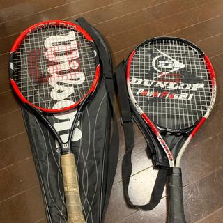 ウィルソン(wilson)のジュニア&キッズ用テニスラケットセット(ラケット)
