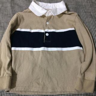 プティマイン(petit main)のプティマイン ポロシャツ 100 petit  main(Tシャツ/カットソー)