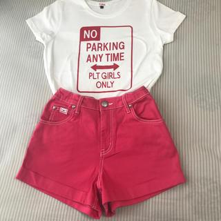 ピンクラテ(PINK-latte)のピンクラテ ショートパンツ(Tシャツは別売り)(パンツ/スパッツ)