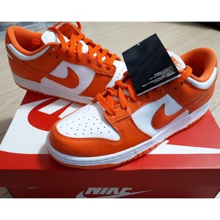 ナイキ(NIKE)のNIKE DUNK LOW SP SYRACUSE 27.0cm(スニーカー)
