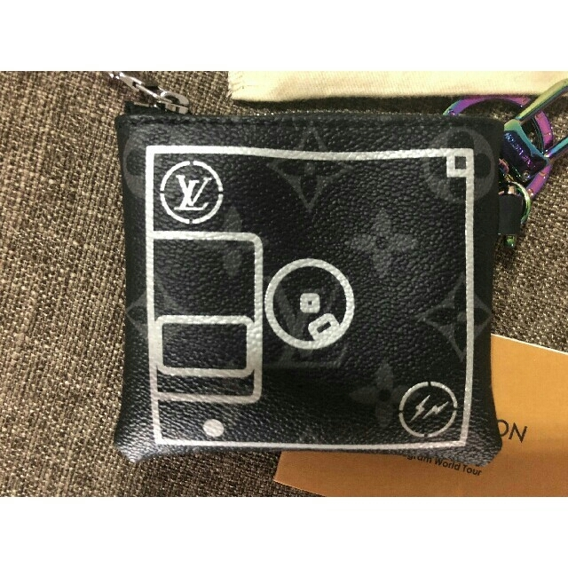 FRAGMENT -  ルイヴィトン Louis Vuitton Fragment Lの通販 by saly's shop|フラグメントならラクマ