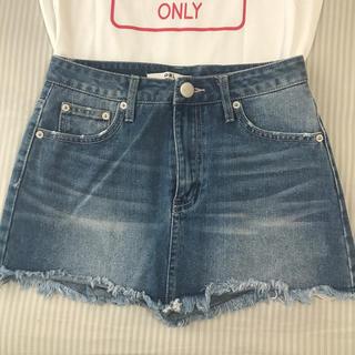 グレイル(GRL)のグレイル スカート風パンツ(ショートパンツ)