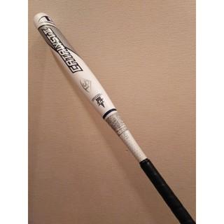 Louisville Slugger - 【美品】革ゴム19年式カタリストソフトボール3号84*710セミ