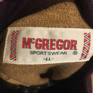 McGREGOR メンズセーター LLサイズ