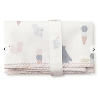 gelato pique - 新品★ジェラートピケ アニマルオムツ替えシート♪