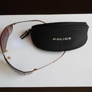 ポリス(POLICE)のPOLICE サングラス ケース付き(サングラス/メガネ)