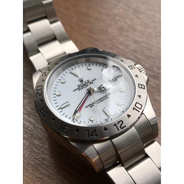 ROLEX - メンズ腕時計の通販