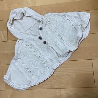 ビケット(Biquette)のキムラタン 春物ポンチョ(ジャケット/上着)