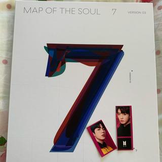 BTSアルバム MAP OF THE SOUL 7  version3    (K-POP/アジア)