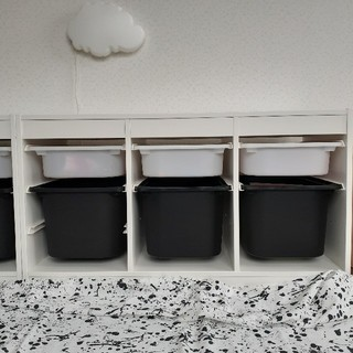 IKEA - IKEA/TROFAST トロファスト セット 収納棚 おもちゃ収納